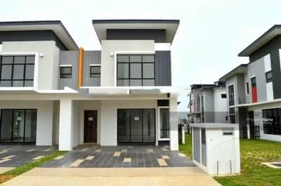 For Sale - [ MONTHLY INSTALMENT RM1100 ONLY ! ! ] 20X56 FREEHOLD DOUBLE STOREY CASHBACK RM32K @ Port Dickson