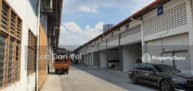 For Rent - Taman Selayang Baru Industrial Park