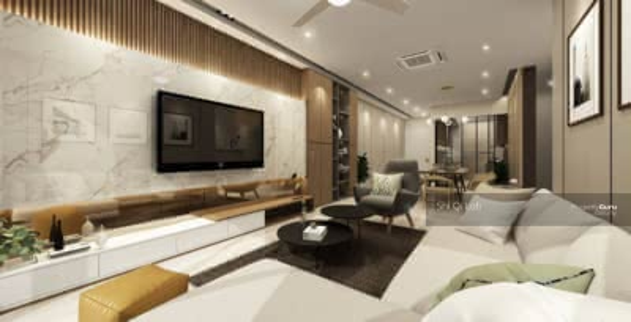 For Sale - [RENO & FURNISHED] Cheras Premium Condominium Near KL MRT & MALL LOW DENSITY