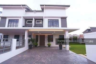 For Sale - NEW AMPANG LANDED 22*65/75/80 , SWIMMING POOL, ZERO DOWNPAYMENT, HOC2020