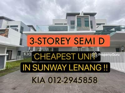 For Sale - Sunway Lenang Heights