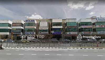 Dijual - 3 Storey Shophouse Pine Valley Business Centre Paya Terubong
