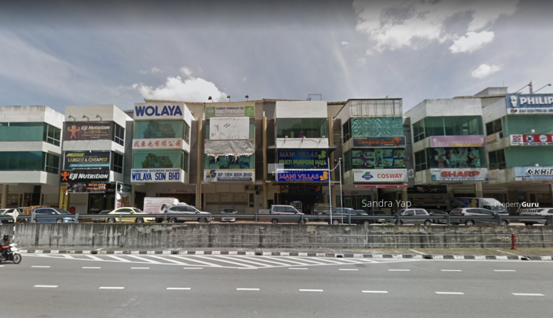 3 Storey Shophouse Pine Valley Business Centre Paya Terubong #161211119