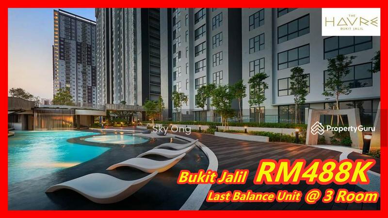 Parkhill Residence Bukit Jalil #161232699