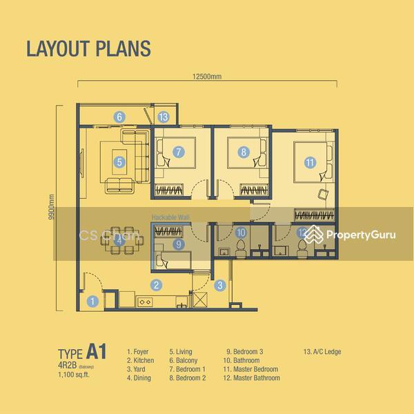 5.5 Flash Damansara Low Density Residential #161245339