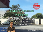 2 Storey Semi-D