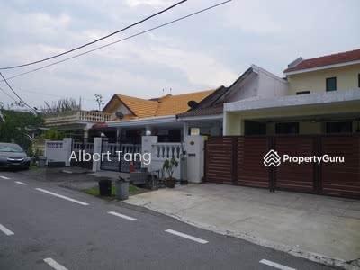 For Rent - Kepong Bukit Desa Single Storey For Rent