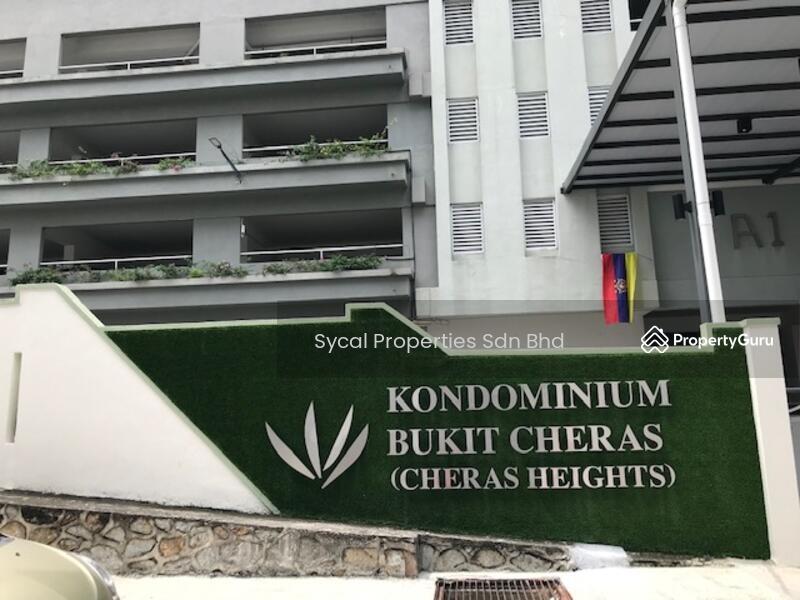 Cheras Heights Condominium @ Taman Bukit Cheras #161275697