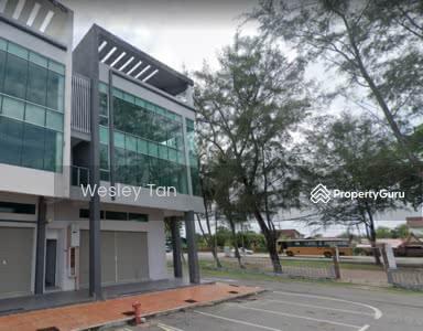 For Sale - KlebangKlebang Utama Big Shop End Lot