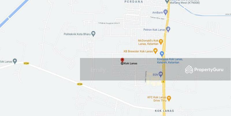Taman Sri Mahang, Ketereh, Kota Bharu, Kelantan #166088135
