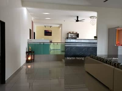 For Sale - Bandar Damai Perdana Fully Extended END lot Tenure  Ready Move In unit