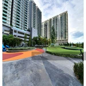 Dijual - ★Ready Move in , Residential Condo, Luxury Layout with 5 room 5 bathhroom , Only RM7000 can move in★