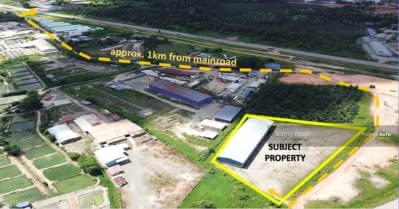 For Rent - Rapid Pengerang Industrial Factory