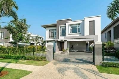 For Sale - Full Loan 100% Superlink Double Storey 42x88 Freehold