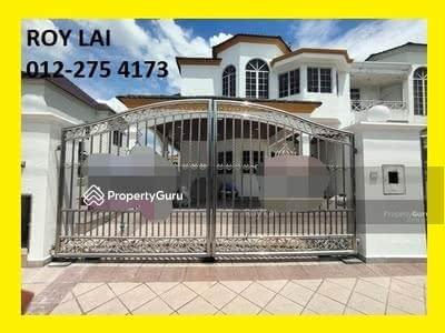 For Rent - SemiD Cheras Perdana Bandar Tun Hussein Onn CP 8