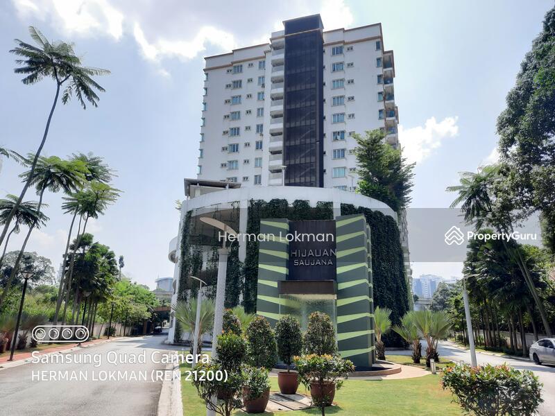 CORNER LOT Freehold Hijauan Saujana Condominium Three Parking Lot #161701645