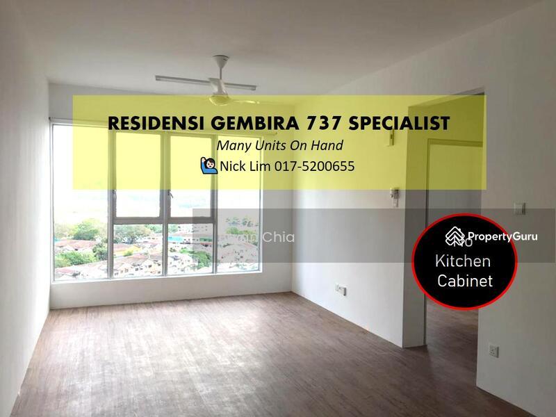 Residensi Gembira 737 #161637689