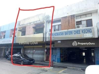 For Sale - 11/8/2021 BANK LELONG freehold SHOP No. K-415, Taman Kemaman, Kemaman, Terengganu (Facing main road)