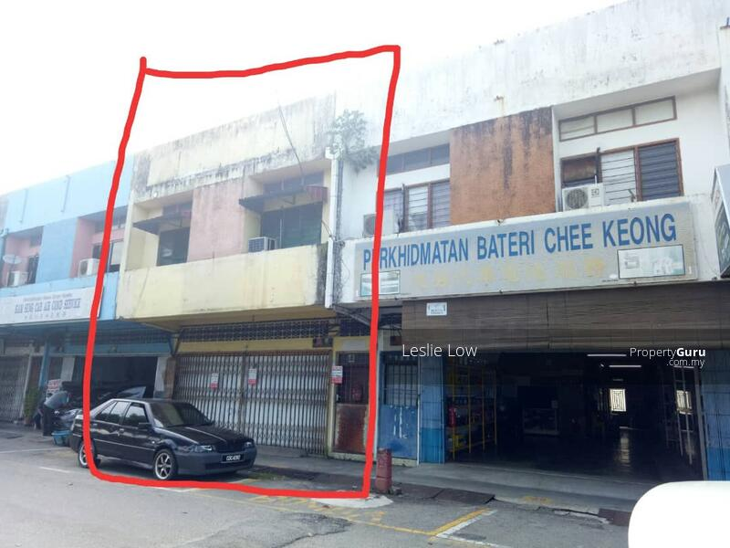 11/8/2021 BANK LELONG freehold SHOP No.K-415, Taman Kemaman, Kemaman, Terengganu (Facing main road) #164437743