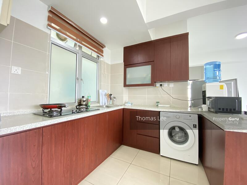 Unblocked view Fully furnish condo with Hugh Space beside Golf Course #161685695