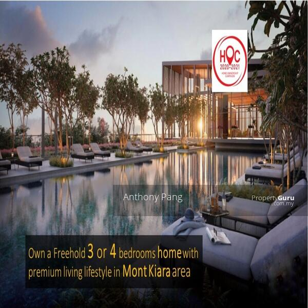 [HOC 2021] Mont Kiara New Launch Fast Selling Luxurious Projects by Branded Developer, Freehold #161843561