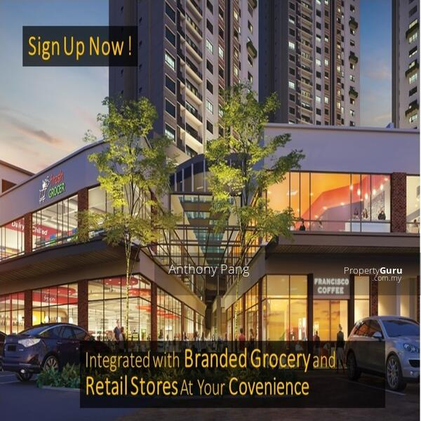 Bukit Jalil New Launch Luxury Golf View Freehold Project by Branded Developer & Doorstep Groceries #161964335