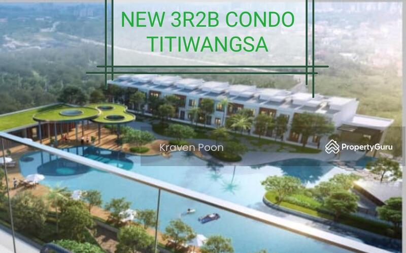NEW LAKEFRONT CONDO 3R2B , TITIWANGSA #161743083