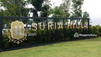 For Sale - Suria Hills