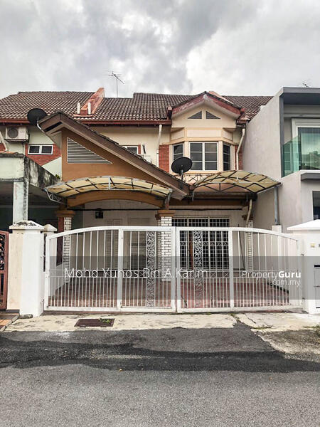NEAR MRT Double Storey  Jalan Suadamai Bandar Tun Hussein Onn #161925109