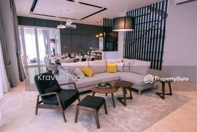 For Sale - NEW 3-STY & 4-STY HOUSE IN TITIWANGSA , KLCC