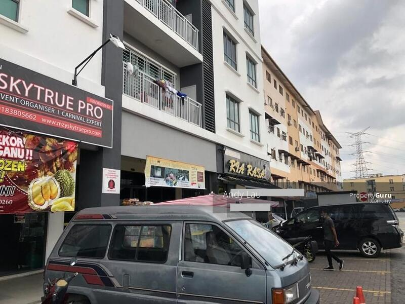 (GF Shoplot) ROI : 5.4 %, Jalan Amaniah, Taman Amaniah Mulia, Gombak, Selayang, MRR2 #161994193