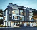 New 3 storey Terrace House@ Pandan Indah
