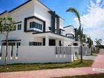 [ Big Corner Lot ] 24x78  Freehold Double Storey House @ Ampang