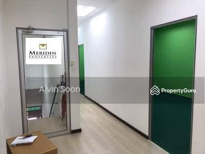 For Rent - Ipoh Garden South Double Storey First Floor Shop Lot For Rent Ipoh Perak