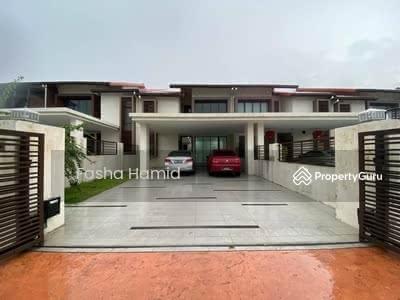 For Sale - Spacious 28'x110' Temasya Sinar Glenmarie Shah Alam freehold