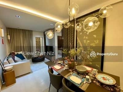 Dijual - 3 Rooms Freehold Suite @ near Cyberjaya