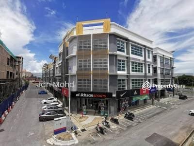 For Sale - Kompleks Perniagaan PKENPS KPARCS Kangar, Perlis