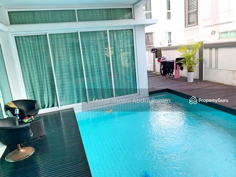 3 Storey Semi D Pool Villa, Tropicana Indah #162259999