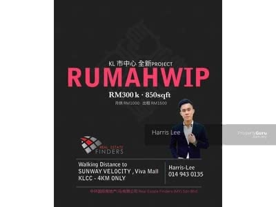 For Sale - Cheras Rumahwip