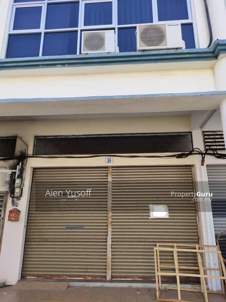 Shoplot G-floor near ECM Jalan Haji Ahmad #162272365