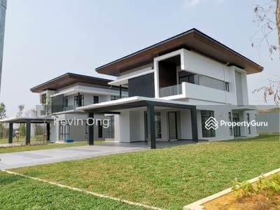 For Sale - Shah Alam New Launch Freehold 60x100 Bungalow @ Sungai Buloh
