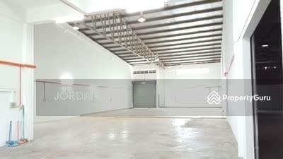 For Rent - Desa Cemerlang @ CORNER UNIT Terrace Factory