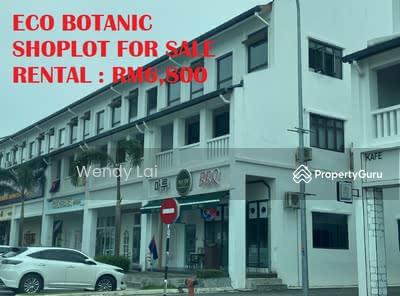 Dijual - Eco Botanic Shoplot