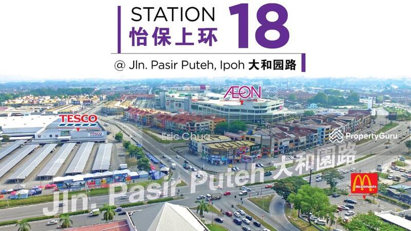 3 Storey Shop at Station 18, Ipoh #162342141
