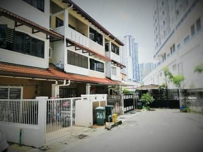 For Sale - Taman Sri Sinar, Segambut, Kuala Lumpur
