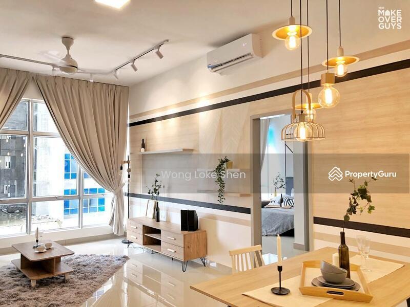 [Cheras Luxury Sky Condo with 3R 3B] Semi-D Concept Layout #162356709