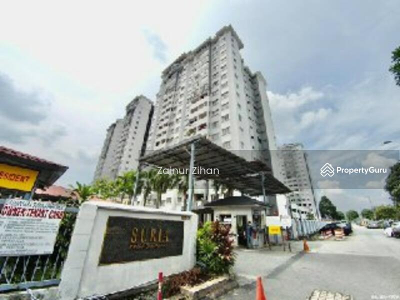 Apartment Suria Kipark, Damansara #162405713