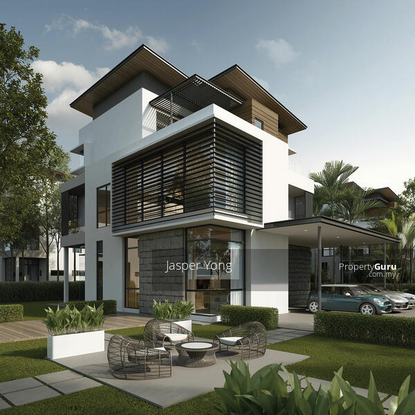 3 Storey Villa (5min to MCD Kota Kemuning) #162417571