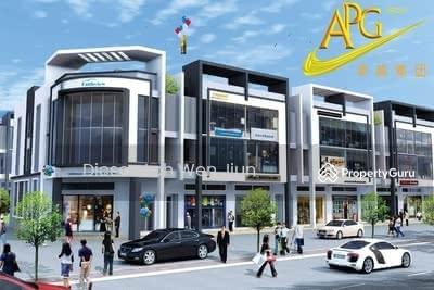 Dijual - Klebang Business Centre
