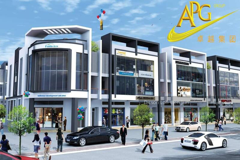 Klebang Business Centre #164987247
